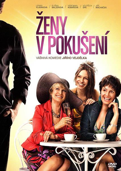 Ženy v pokušení -DVD digipack
