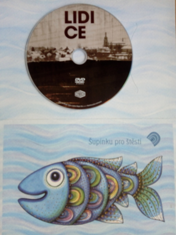 Lidice (dárková obálka) DVD