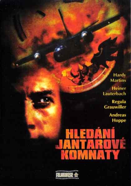 Hledání Jantarové komnaty - DVD