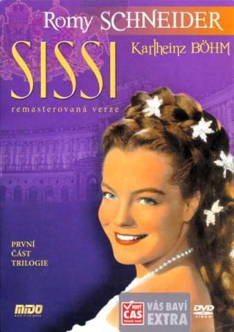 Sissi 1. díl - DVD