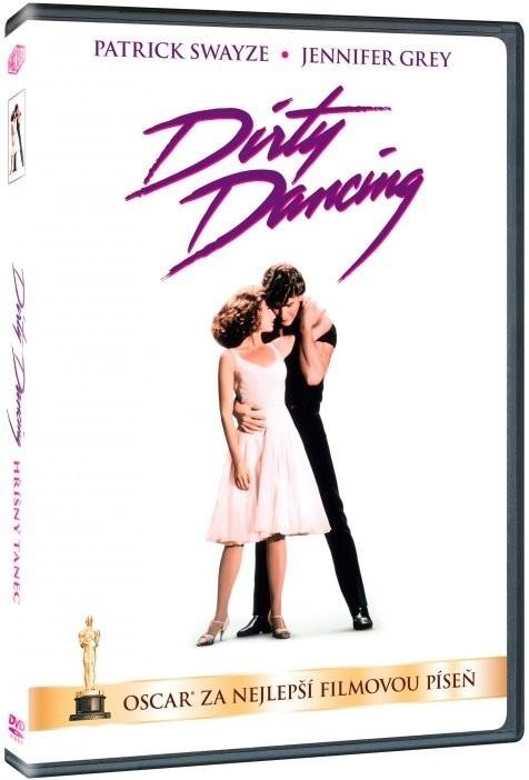 Hříšný tanec DVD plast/digipack