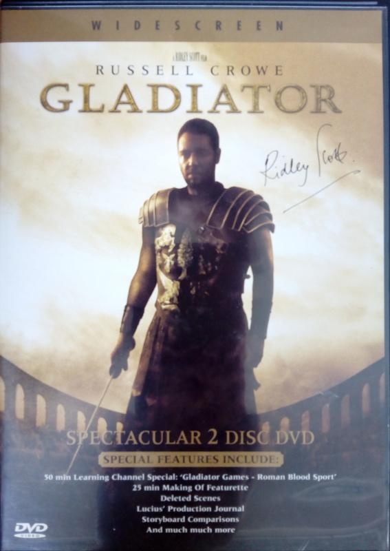 Gladiator (původní znění, cz titulky) 2DVD plast