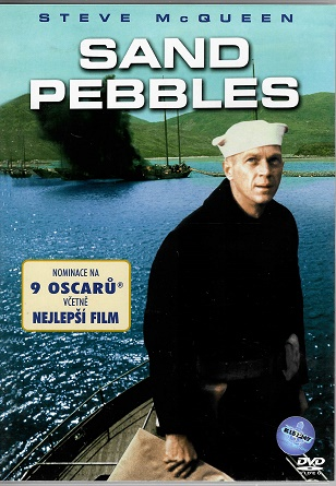 Sand Pebbles / Strážní loď Sand Pebbles ( originální znění, titulky CZ ) plast DVD