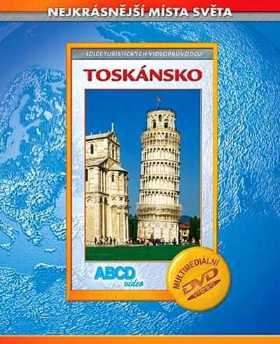 Nejkrásnější místa světa 59 - Toskánsko - DVD