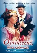 O princezně, která ráčkovala ( slim ) DVD