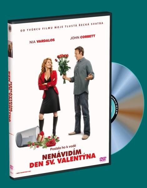 Nenávidím Den Sv.Valentýna - DVD