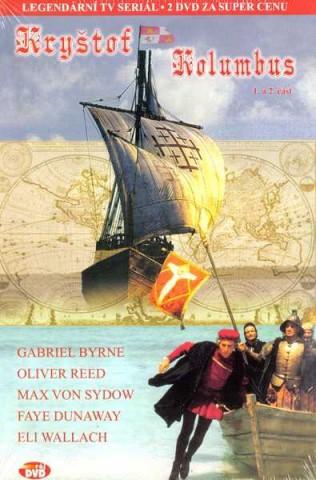 Kryštof Kolumbus 1. a 2. část - DVD
