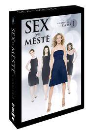 Sex ve městě sezona 1. 2DVD