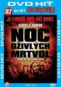 Noc oživlých mrtvol DVD pošetka