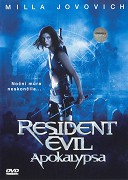 Resident Evil: Apokalypsa DVD pošetka