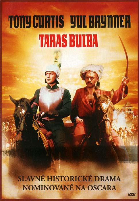 Taras Bulba DVD plast