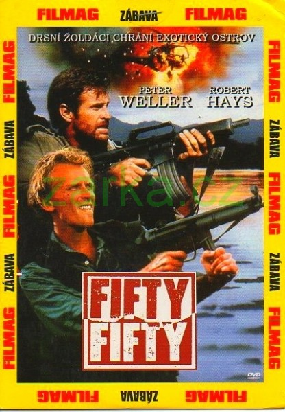 Fifty fifty - DVD