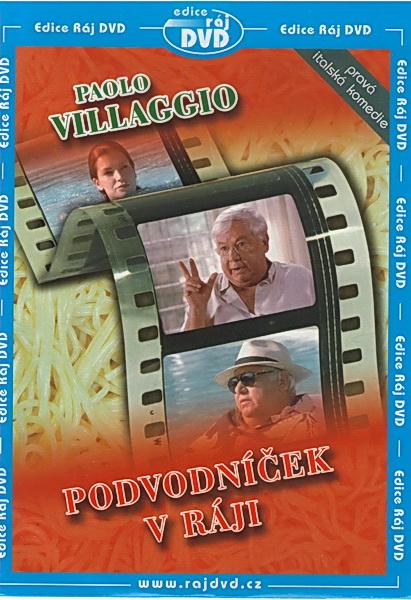 Podvodníček v ráji - DVD