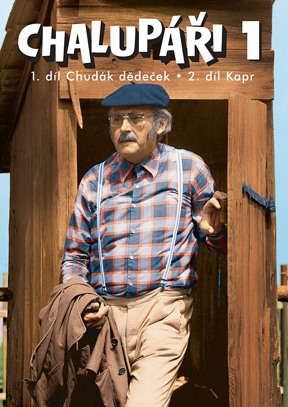 Chalupáři 1 - DVD