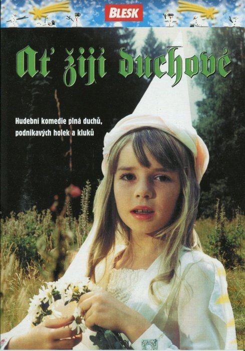 Ať žijí duchové ( pošetka ) - DVD
