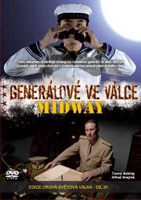 Generálové ve válce - Midway - DVD