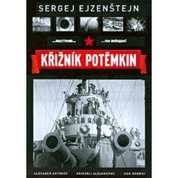 Křižník Potěmkin DVD plast