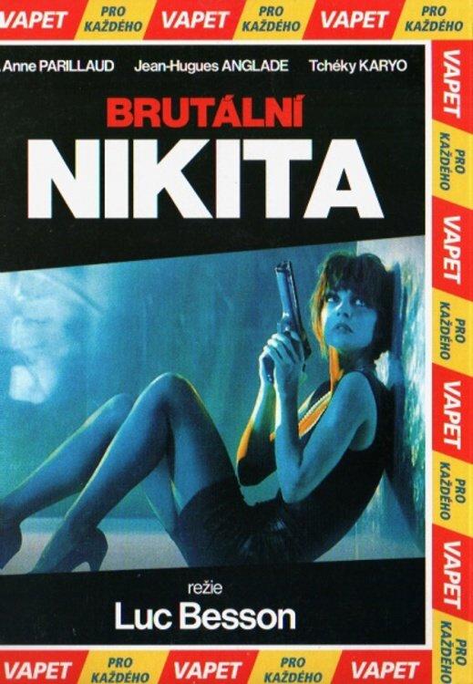 Brutální Nikita ( pošetka ) DVD