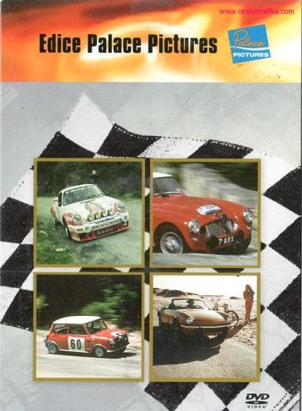 Legendární sportovní automobily - DVD