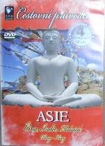 Cestovní průvodce ASIE DVD plast