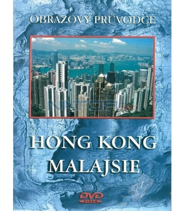 Hong Kong Malajsie DVD plast