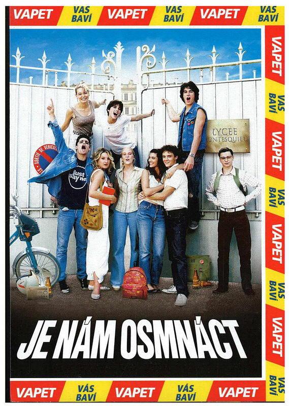 Je nám osmnáct - DVD