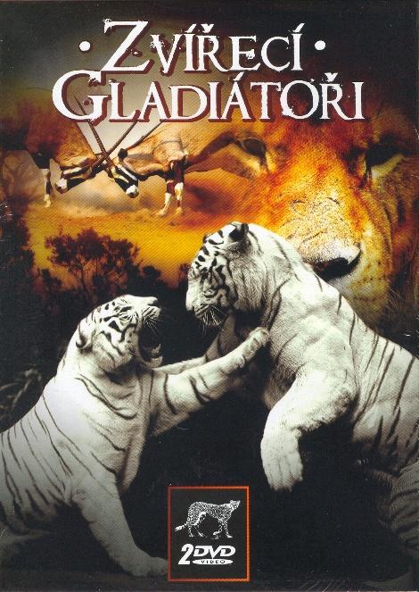 Zvířecí Gladiátoři 2DVD