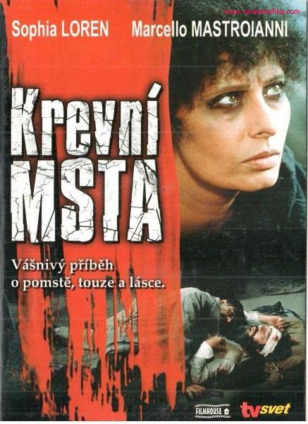 Krevní msta - DVD