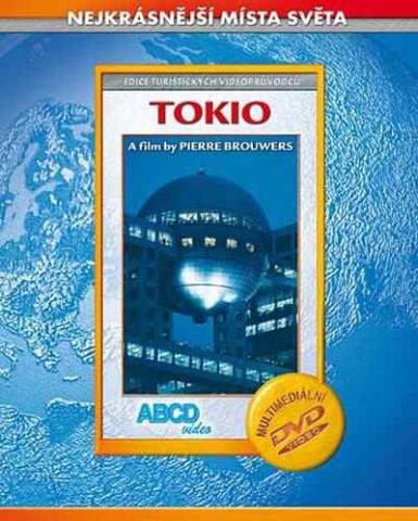 Nejkrásnější místa světa 18 - Tokio - DVD