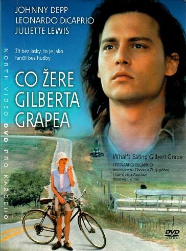 Co žere Gilberta Grapea ( digipack ) - DVD
