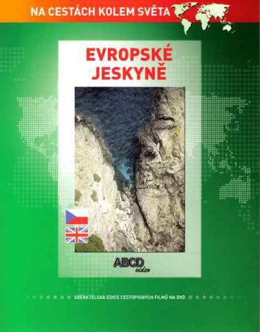 Na cestách kolem světa 20 - Evropské jeskyně - DVD
