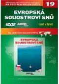 Na cestách kolem světa 19 - Evropská souostroví snů - DVD