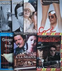 Kolekce M.Mastroianni 7 DVD