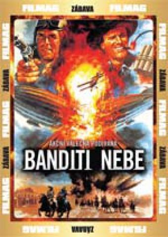 Banditi nebe - DVD