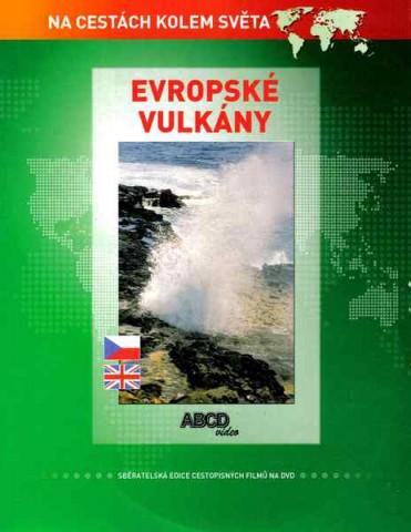 Na cestách kolem světa 22 - Evropské vulkány - DVD