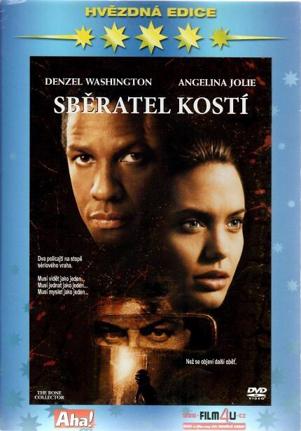 Sběratel kostí - DVD