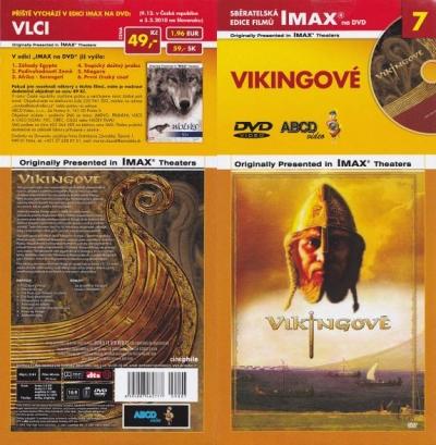 IMAX - 7 - Vikingové - DVD