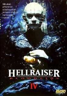 Hellraiser IV Bloodline ( slim ) - DVD