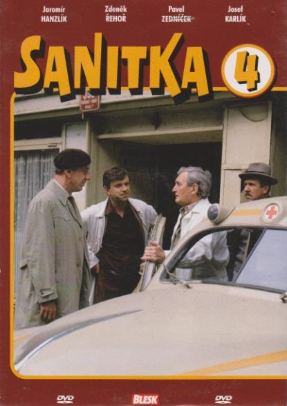 Sanitka 4 - DVD