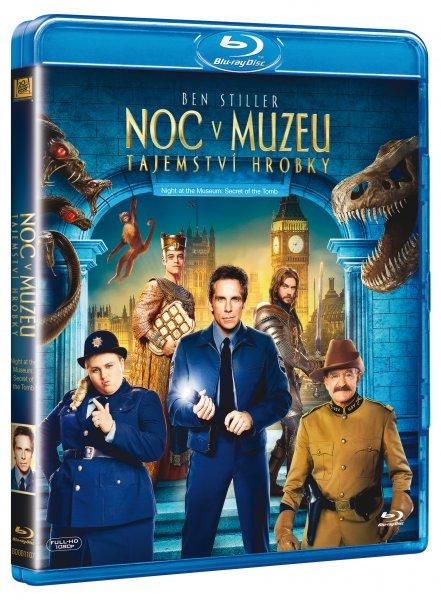Noc v muzeu 3 - DVD Blu-ray