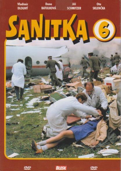 Sanitka 6 - DVD