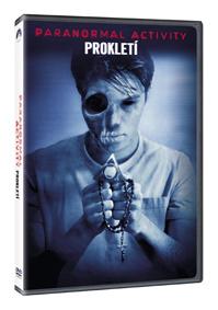 Paranormal Activity: Prokletí - DVD plast