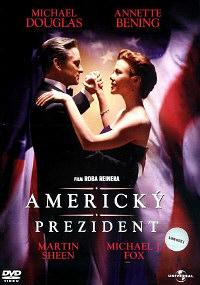 Americký prezident - DVD pošetka