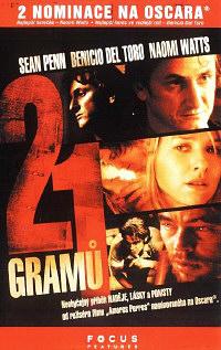 21 gramů - DVD