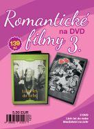 Romantické filmy 3 – 2x DVD digipack ( Lízin let do nebe + Manželství na úvěr )
