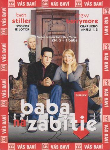 Baba na zabití - DVD