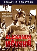 Alexandr Něvský - DVD plast