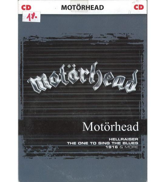 Motörhead - Motörhead - CD
