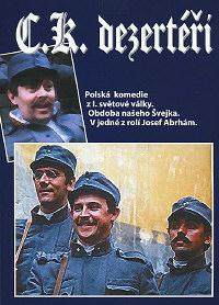 C.K. dezertéři - DVD