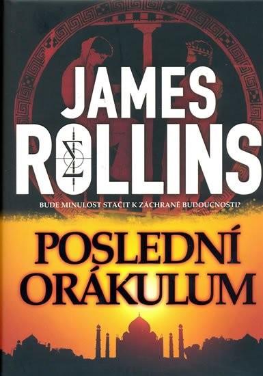 Poslední orákulum-James Rollins